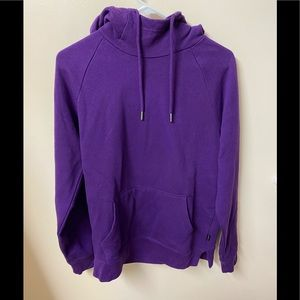 Express Funnel Neck Hoodie